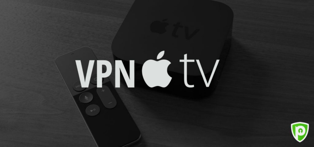 PureVPN for Apple tv